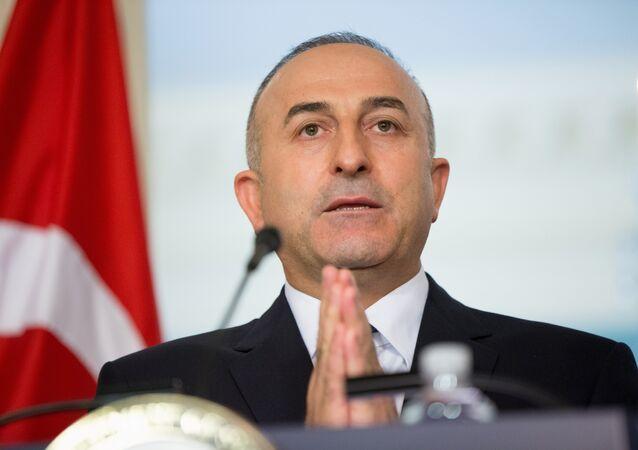 Mevlut Cavusoglu. File photo