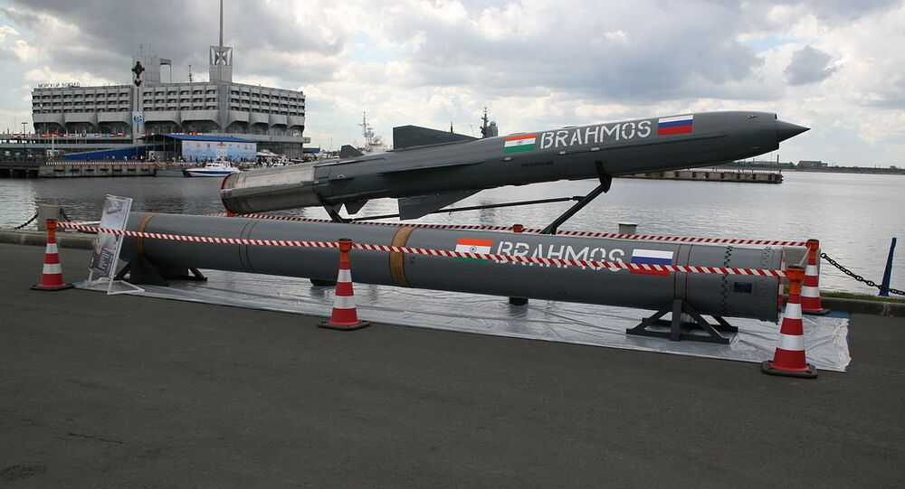 Anti-ship missile  Brahmos