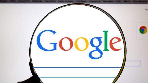 Google search - Sputnik International