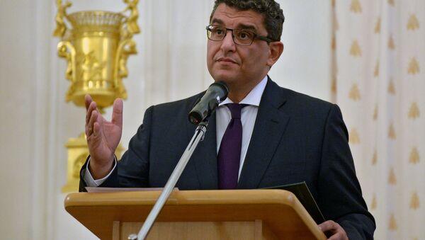Egyptian Ambassador to Russia Mohammed Abdelsattar Al-Badri - Sputnik International