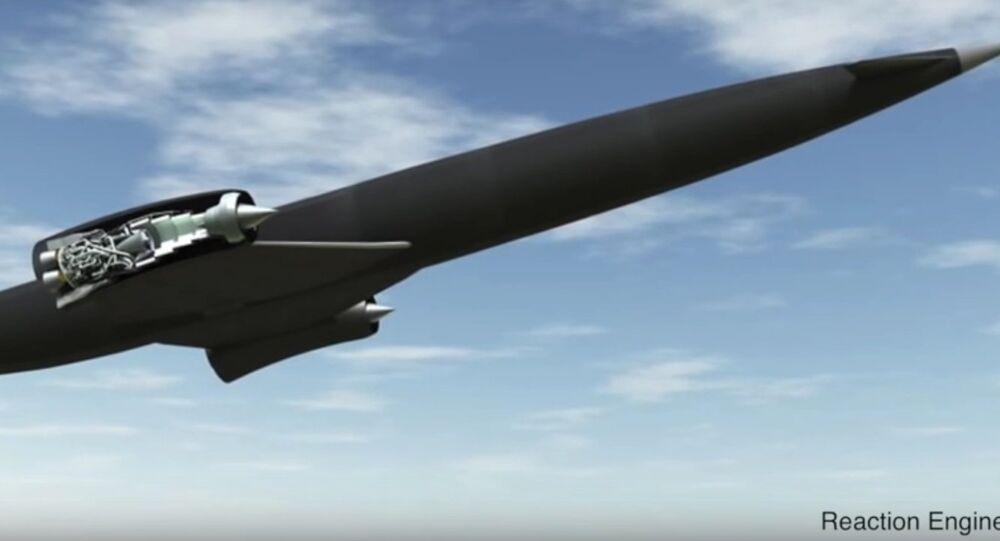 Synergetic Air-Breathing Rocket Engines