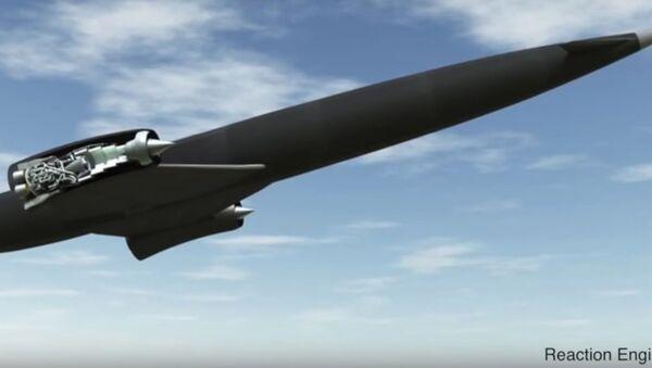 Synergetic Air-Breathing Rocket Engines - Sputnik International