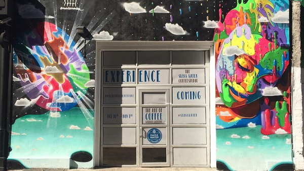 Highly Offensive Coffee Joint Opens in NYC - Sputnik International