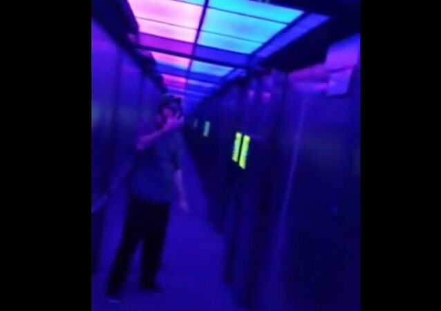 The coolest elevator you've ever seen