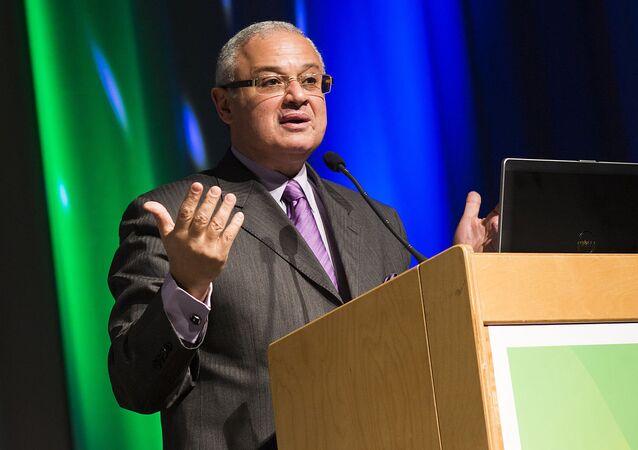 Egyptian Tourism Minister Hisham Zazou