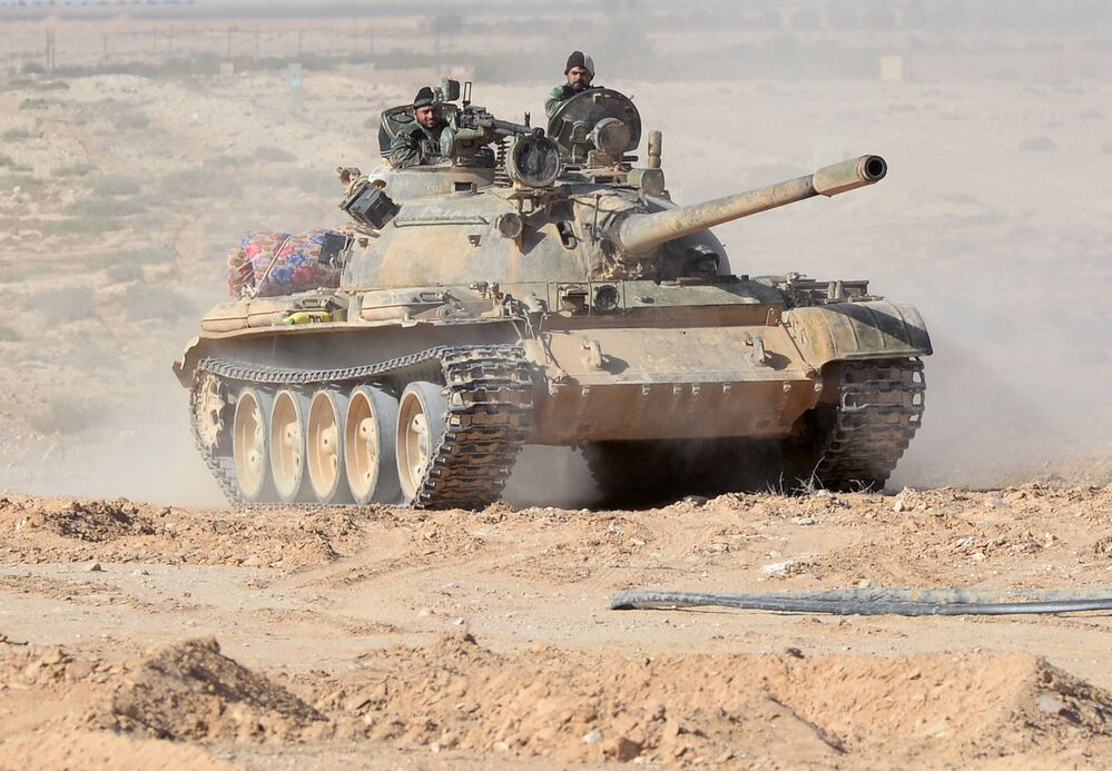 Fighting in Ruins for the Future: Syrian Soldiers on the Battlefield in Palmyra