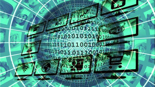 Online surveillance - Sputnik International