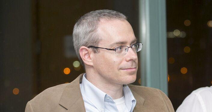 Ran Baratz, Israeli Prime Minister Benjamin Netanyahu's new communications director