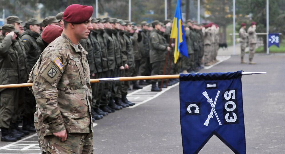 US-Ukrainian drill wraps up in Ukraine