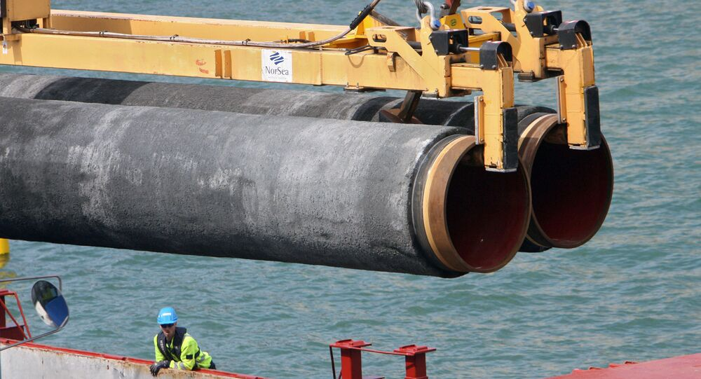 The Russian Foreign Ministry is unaware of any information concerning the resumption of negotiations on the Turkish Stream gas pipeline project.