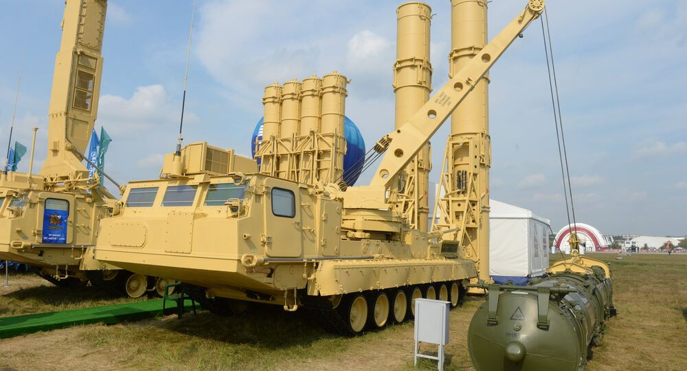 Russia is holding talks with Egypt on the delivery of Antey-2500 anti-ballistic missile system