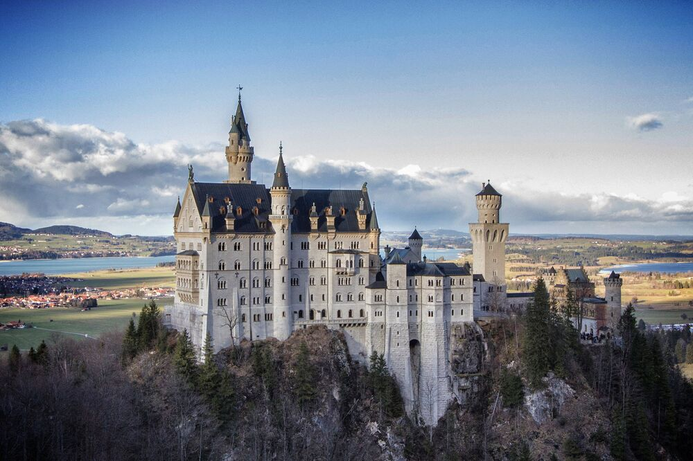 Fiction Meets Reality: Locations That Inspired Disney Movies