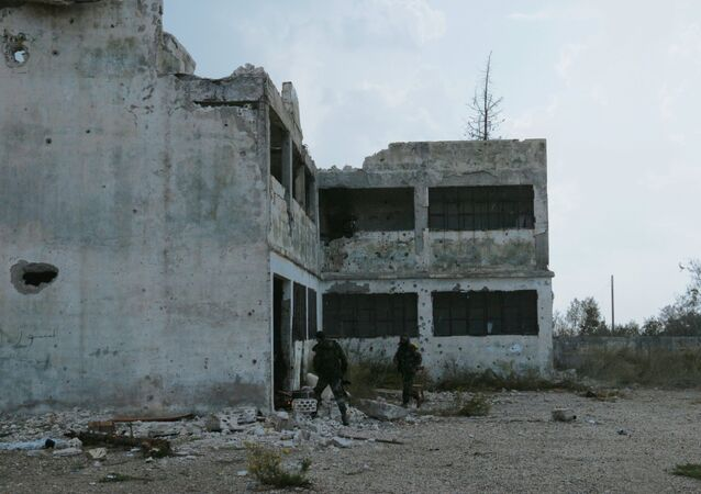 Syrian Army with support of Russian military aviation takes control over village of Gmam, Latakia Province