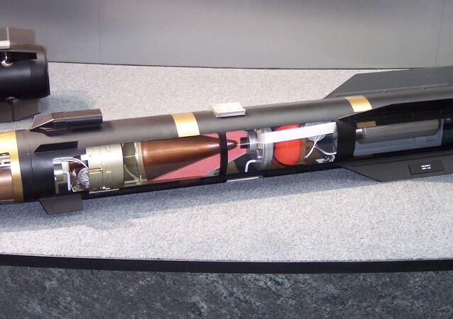 AGM-114R Hellfire II
