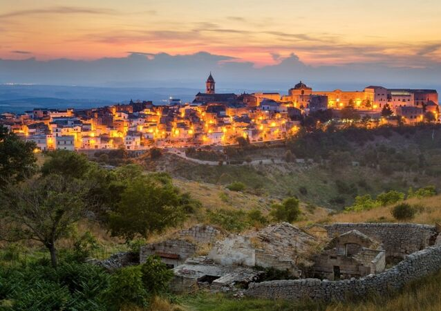 Minervino Murge, Italy
