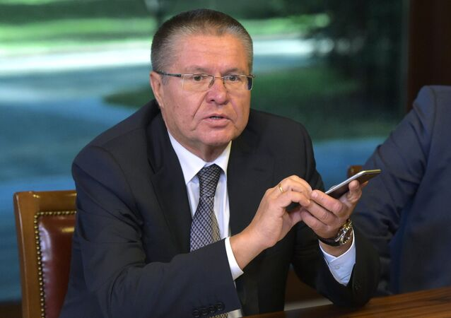 Economic Development Minister Alexei Ulyukayev