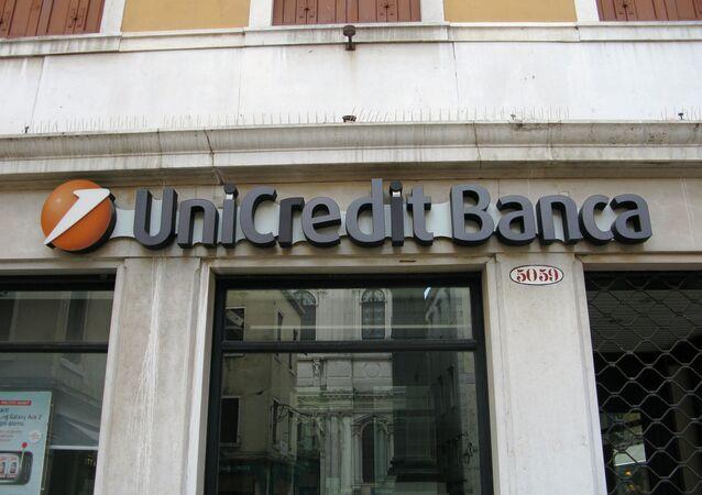 UniCredit bank, Italy