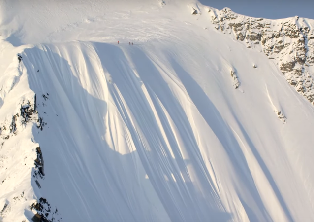 The Most Terrifying Ski Video You'll Ever See
