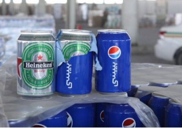 Saudi Arabia Seizes 48,000 Cans of Beer Disguised as Pepsi
