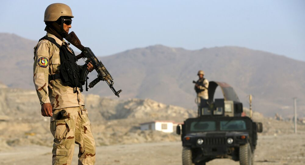 A report by GAO reveals hundreds of Afghans are resigning from service for the US Department of State as soon as they receive special immigrant visas to enter the United States.