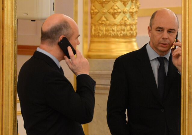 Russia's Finance Minister Anton Siluanov. File photo