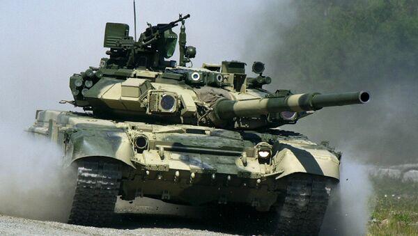T-90S tank. File photo - Sputnik International
