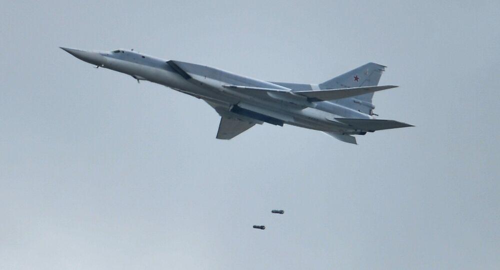 TU-22M3 airplane