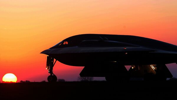 B-2 at Sunset - Sputnik International