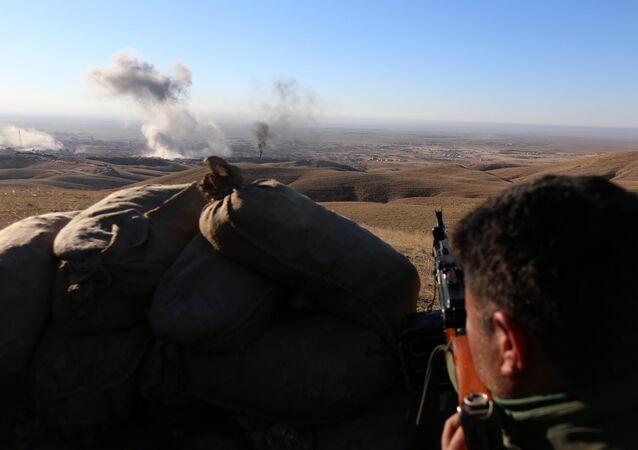 Iraqi Kurdish forces