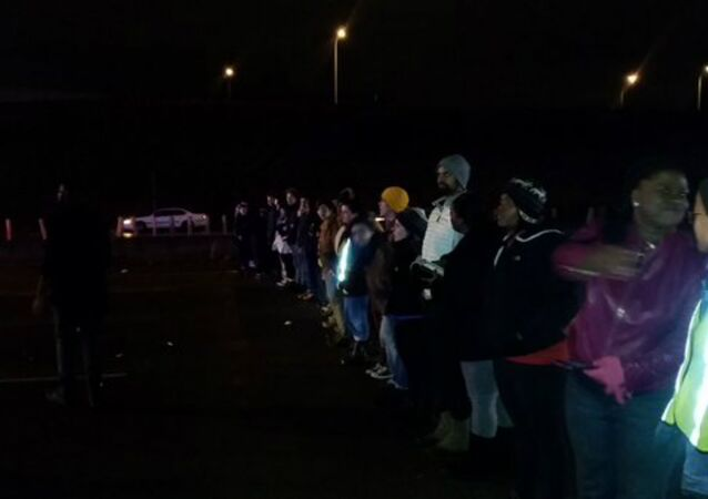 Mass Arrests After #BlackLivesMatter Protesters Shut Down Minneapolis Road