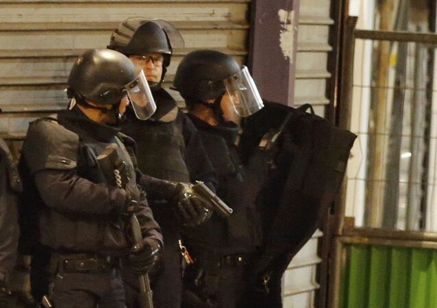 French special police forces
