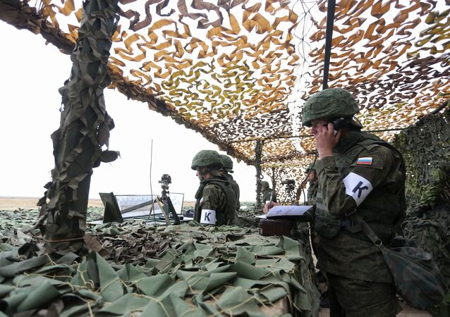 Joint Russian-Indian drill Indra-2014