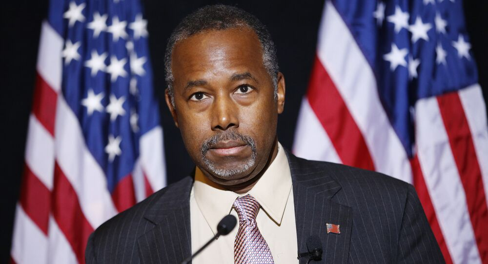 Republican presidential candidate Dr. Ben Carson