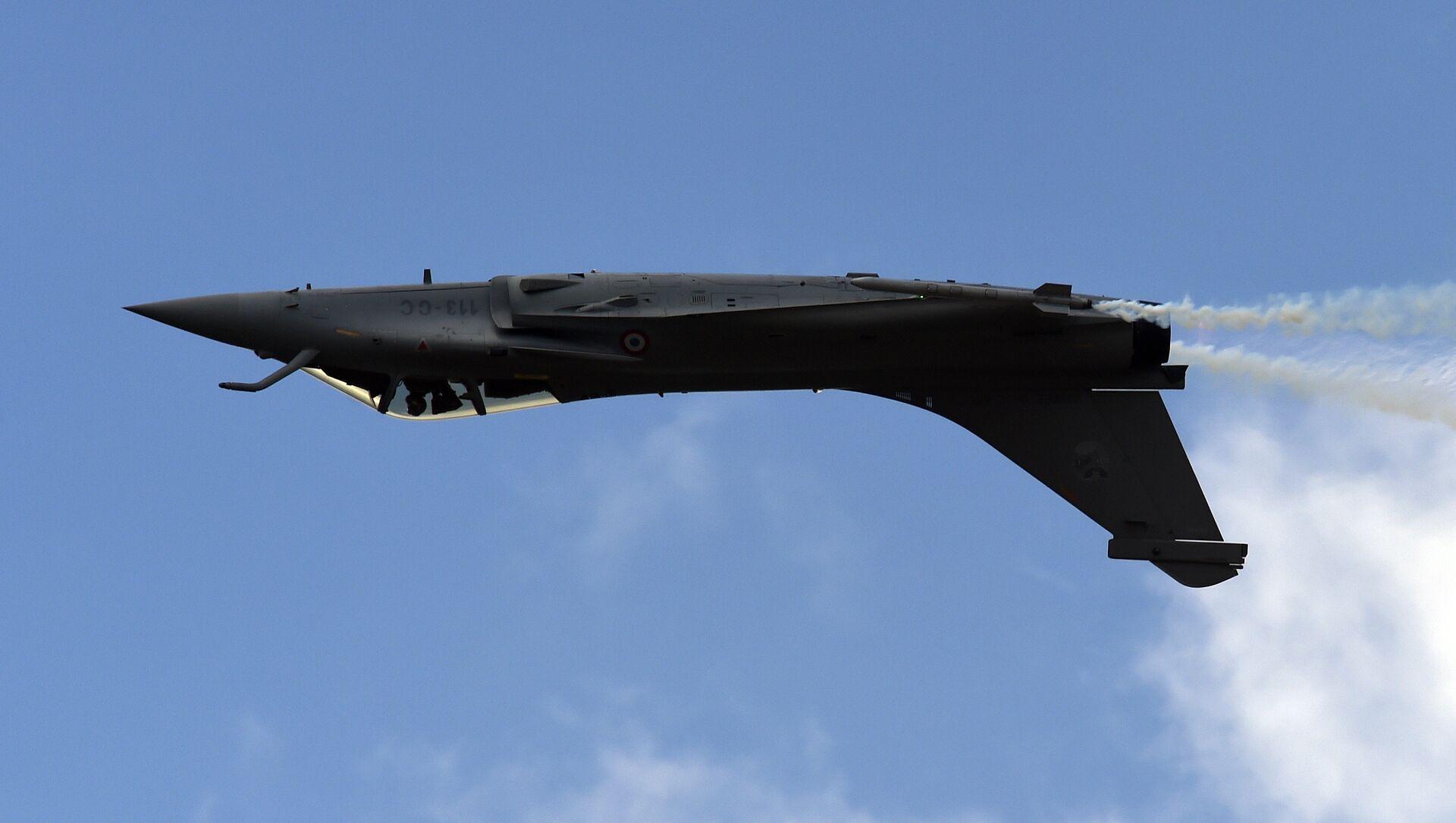 The Dassault Rafale fighter jet - Sputnik International, 1920, 28.07.2021