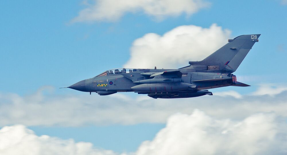 RAF at the Royal International Air Tattoo (RIAT) 2011 - Fairford, UK