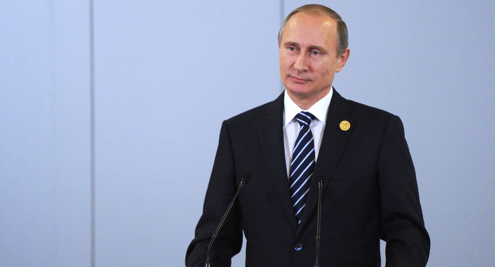 President Putin at G20 Summit in Antalya, Turkey