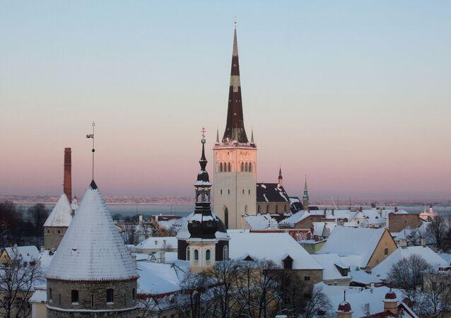 Historic center (Old Town) of Tallinn