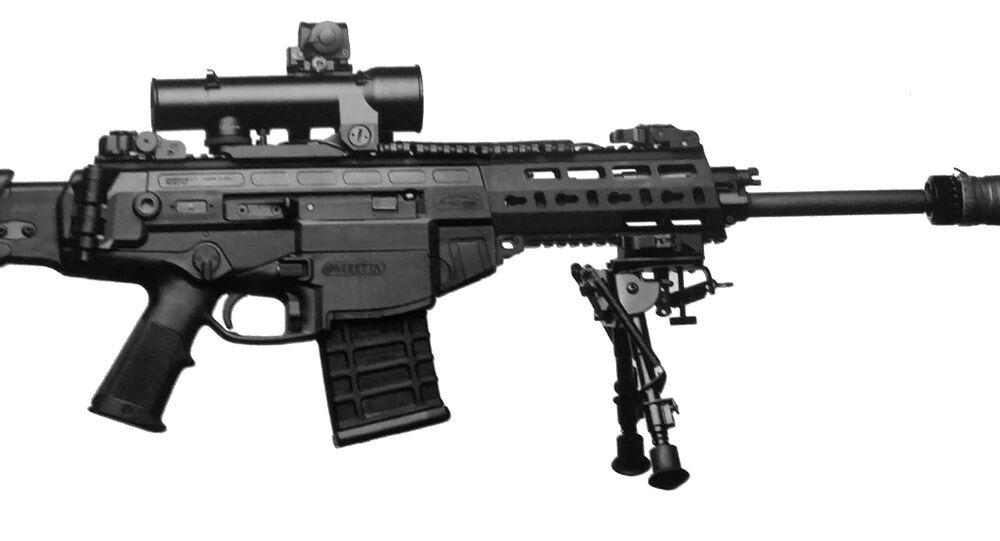 Beretta Defense Technologies ARX-200 battle rifle