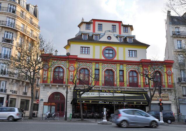 Bataclan - Paris.