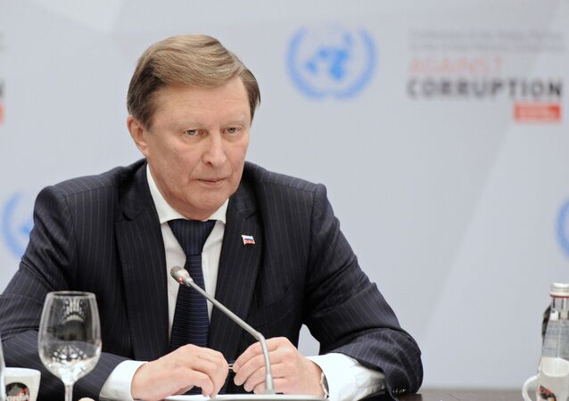 Russian Presidential Chief of Staff Sergei Ivanov visits North-Western Federal District