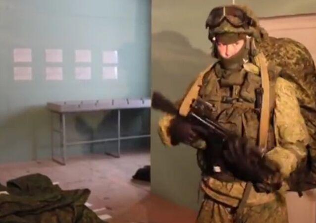Special Forces tested Ratnik (Warrior) combat  equipment