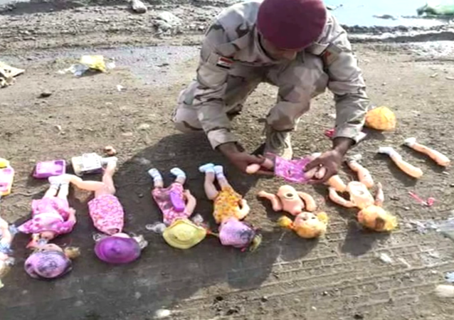 ISIS Baby Doll Bombs Attack For Arbeaan Pilgrimage Thwarted