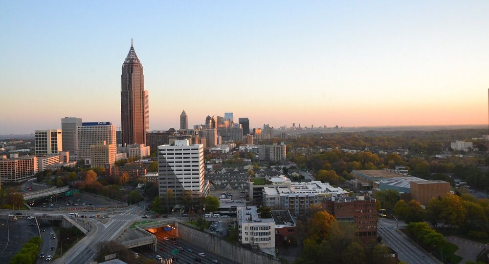 US city of Atlanta, Georgia.