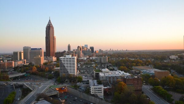 US city of Atlanta - Sputnik International