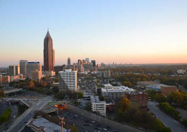 US city of Atlanta