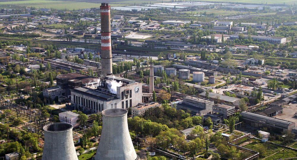 Simferopol Thermal Power Plant
