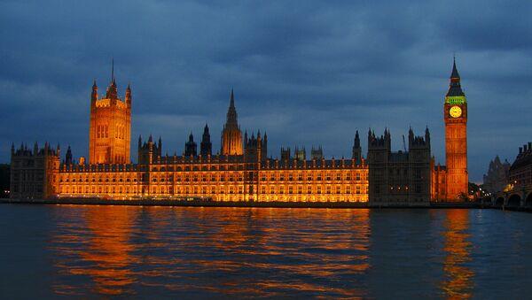 Houses of Parliament, London - Sputnik International