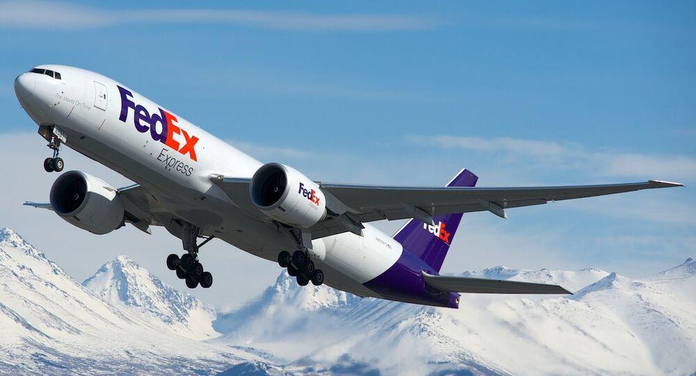 FedEx Express Boeing 777