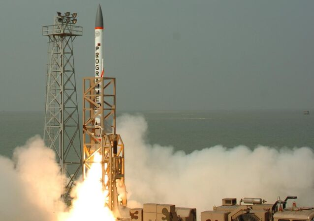 Indian Advanced Air Defence (AAD) Missile