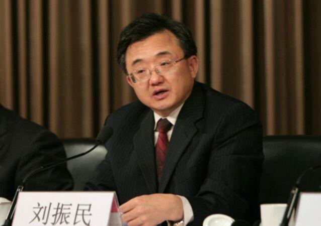 China's deputy foreign minister, Liu Zhenmin